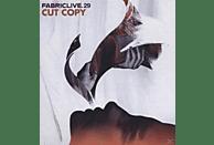 Cut Copy - Fabric Live 29 [CD]