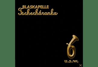Tschecharanka Blaskapelle - Und So Weiter...  - (CD)