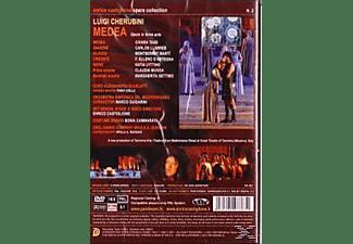 TAIGI,CHIARA & LLABRES,CARLOS - Medea  - (DVD)