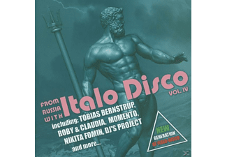 VARIOUS - From Russia With Italo Disco Vol.4 - (CD)