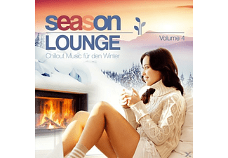 Winter Lounge Club - Season Lounge-Chillout Music für d Winter  - (CD)