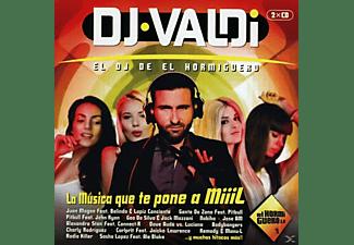 DJ.Valdi - El DJ De El Hormiguero  - (CD)