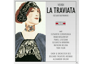 ORCH.D.BOLSHOI THEATERS - La Traviata  - (CD)