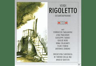 Orch.Sinf.Di Torino Della RAI - Rigoletto  - (CD)