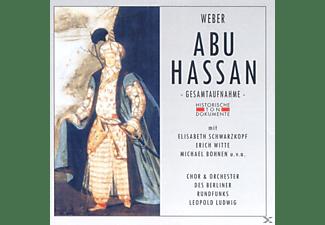Chor U.Orch.D.Berliner Rundfun - Abu Hassan-Singspiel  - (CD)