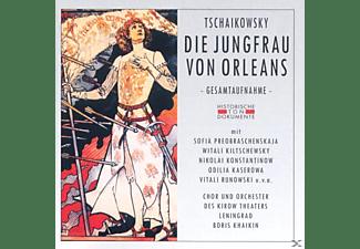 Chor & Orch.Des Kirow Theaters Leningrad - Die Jungfrau Von Orleans (Ga)  - (CD)