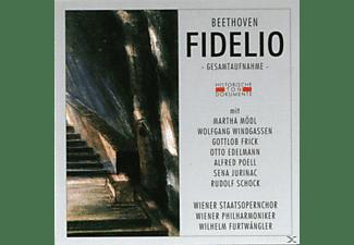 Wiener Philharmoniker, Wiener Staatsopernchor - Fidelio (Ga)  - (CD)