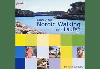 VARIOUS - musik für nordic walking und laufen  - (CD)