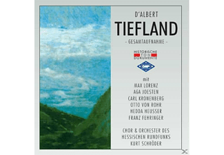 Chor U.Orch.D.Hess.Rundfunks - Tiefland - (CD)