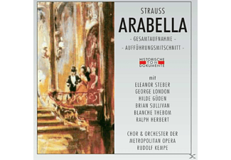 Metropolitan Opera Orchestra & Chorus - Arabella (Ga)  - (CD)