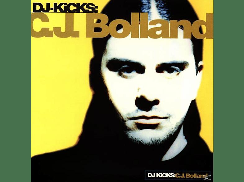 VARIOUS - Dj-Kicks 1-C.J.Bolland [CD]