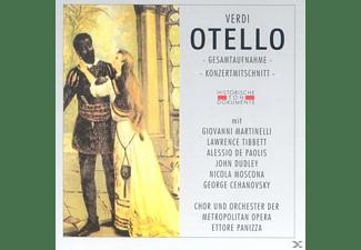 Chor U.Orch.D.Metrop.Opera - Otello  - (CD)