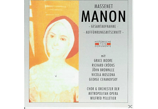 Metropolitan Opera Orchestra & Chorus - Manon (Ga)  - (CD)