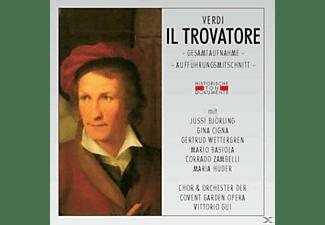 ORCH.D.COVENT GARDEN OP - Il Trovatore  - (CD)