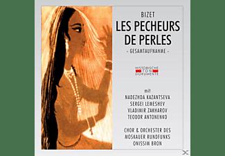 Chor & Orch.Des Moskauer Rundfunks - Les Pecheurs De Perles (Ga)  - (CD)