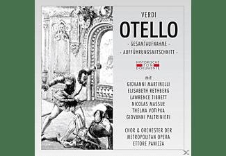 Metropolitan Opera Orchestra & Chorus - Otello (Ga)  - (CD)