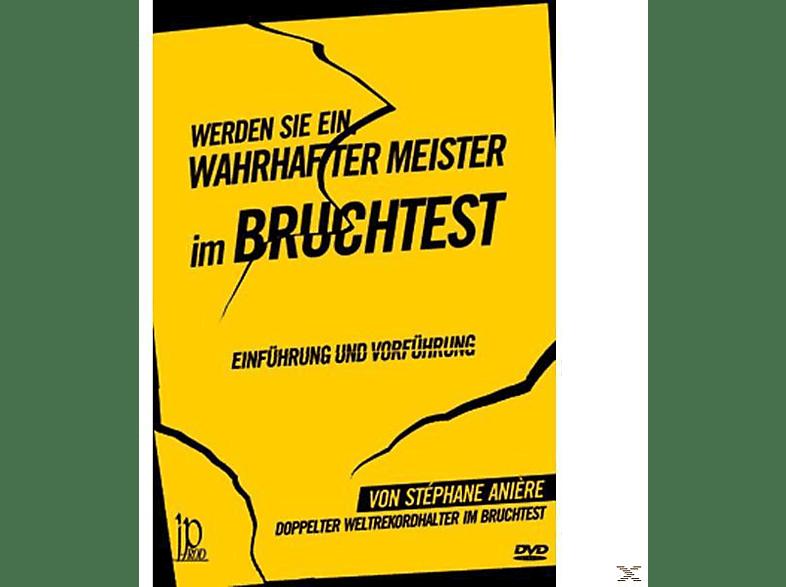 WERDEN SIE EIN WAHRHAFTER MEISTER IM BRUCHTEST [DVD]