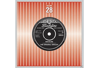 VARIOUS - Backline Vol.28  - (CD)