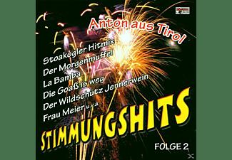 VARIOUS - Stimmungshits - Anton Aus Tirol  - (CD)