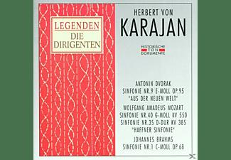 Herbert von Karajan - Karajan, Herbert Von  - (CD)