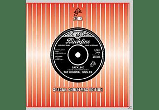 VARIOUS - Backline-X-Mas Edition 2008  - (CD)