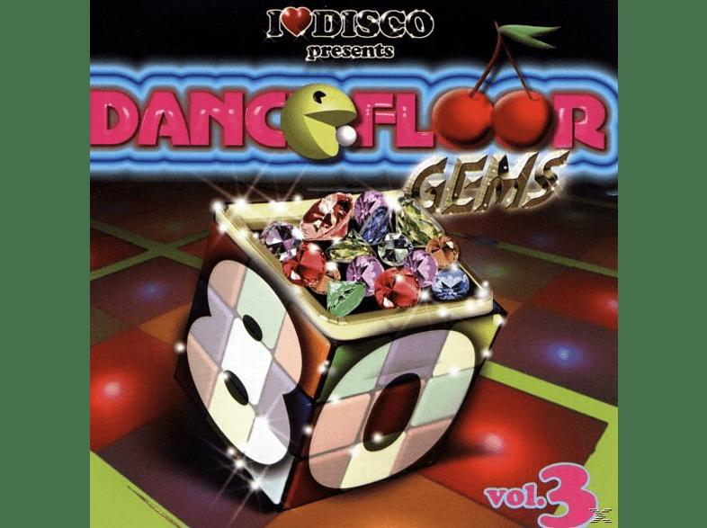 VARIOUS - Dancefloor Gems 80S Vol.3 [CD]