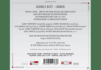 Georges Bizet - Carmen  - (CD)