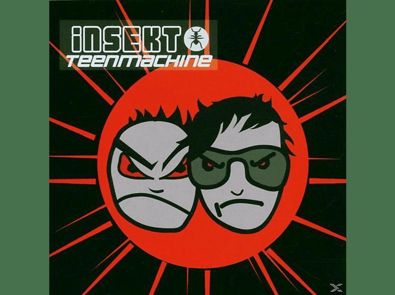 Insekt - Teenmachine [CD]