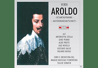 Coro E Orch.Del Maggio Music.Fiorentino - Aroldo  - (CD)
