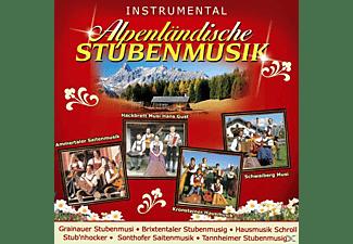 VARIOUS - Alpenländische Stubenmusik  - (CD)