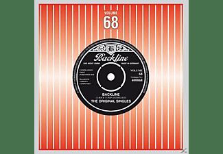 VARIOUS - Backline Vol.68  - (CD)