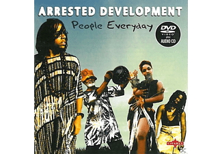 Arrested Development - People Everyday - (CD + DVD Video)