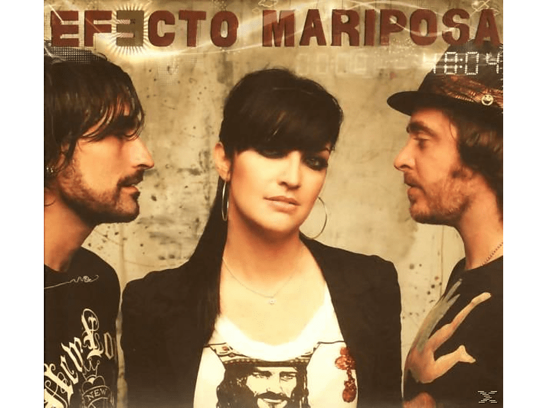 Efecto Mariposa - 40:04 (Jewel Case) [CD]