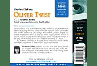 Keeble,Jonathan/McMillan,Roy - Oliver Twist - (CD)