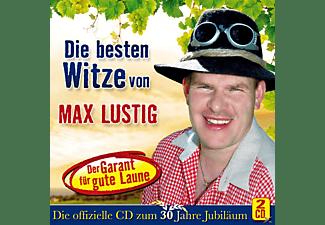 Max Lustig - Die Besten Witze Von Max Lustig  - (CD)