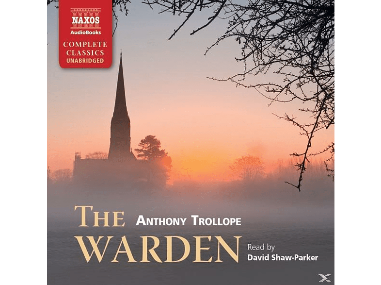 David Shaw-Parker - The Warden - (CD)