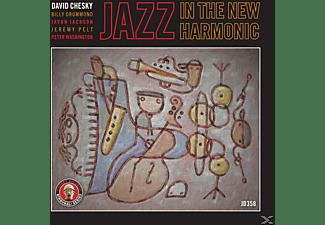 David Chesky - Jazz In The New Harmonic  - (CD)