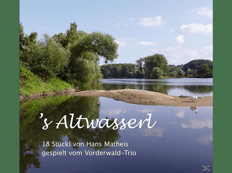 Vorderwald Trio - S' Altwasserl [CD]
