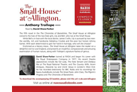 David Shaw-Parker - The Small House at Allington - (CD)