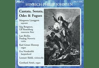 GOTTHARD A.O. Arner - Kantate/Sonate/Oden/Fugen  - (CD)
