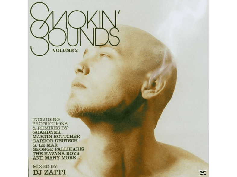 various/dj zappi - smokin sounds vol.2 [CD]
