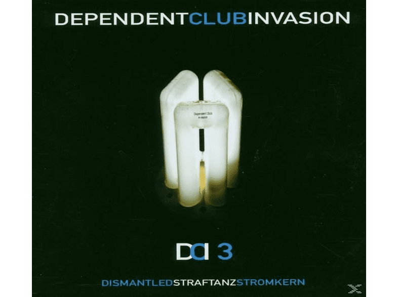 VARIOUS - Dependent Club Invasion 3 [CD]