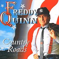 Freddy Quinn - Country Roads [CD]