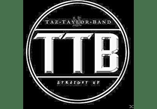 Taz Taylor Band - Straight Up  - (CD)