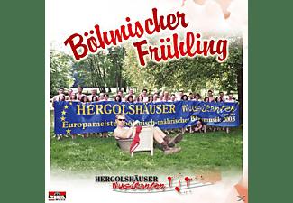 Hergolshäuser Musikanten - Böhmischer Frühling  - (CD)