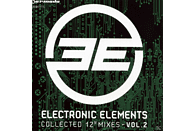 VARIOUS, Electronic Elements - the collected 12inch mixes 2 [CD]