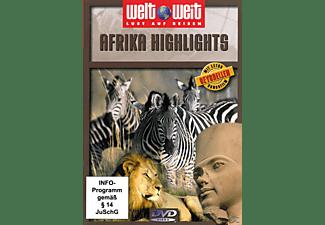 Afrika Highlights (Bonus Sychellen) DVD