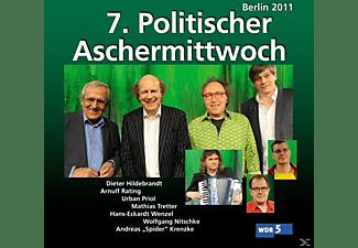 VARIOUS - 7.Politischer Aschermittwoch - Berlin 2011  - (CD)