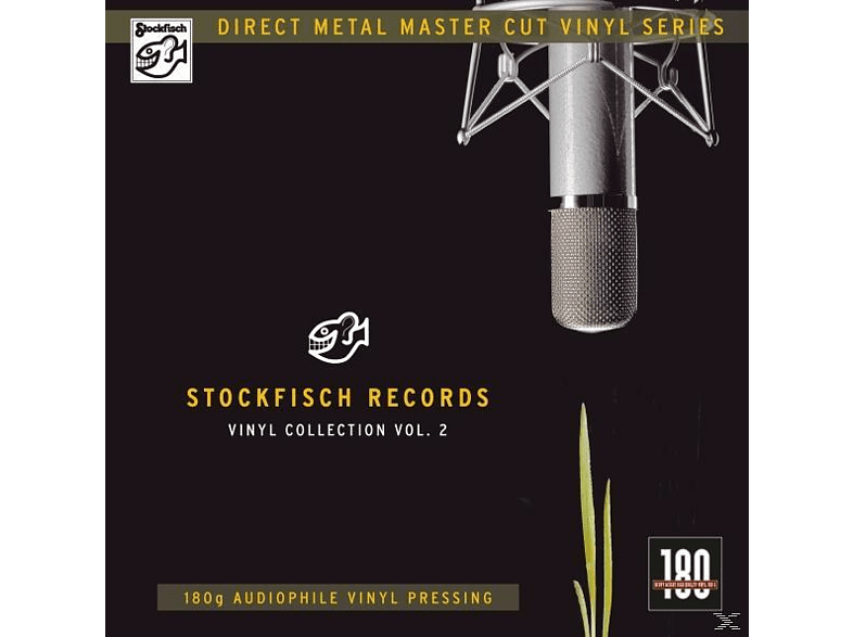VARIOUS - STOCKFISCH VINYL COLLECTION 2 [Vinyl]
