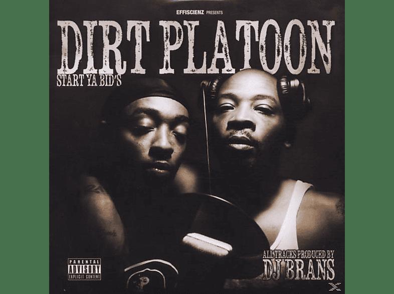 Dirt Platoon - Start Ya Bid's [CD]